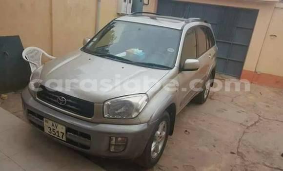 Acheter Voiture Toyota RAV4 Gris à Lomé en Togo