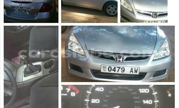 Acheter Voiture Honda Accord Gris à Lomé en Togo