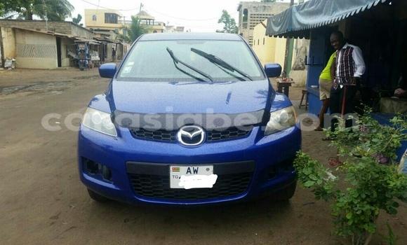 Acheter Voiture Mazda CX-7 Bleu à Lomé en Togo
