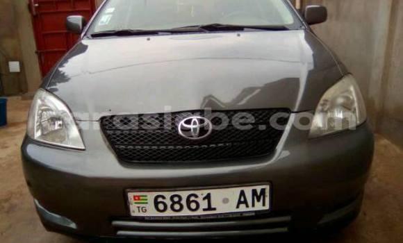 Acheter Voiture Toyota Corolla Noir à Lomé en Togo