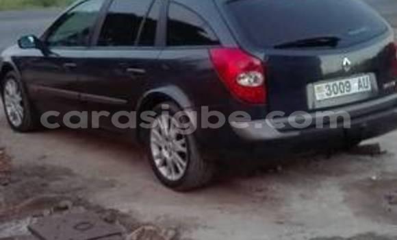 Acheter Voiture Renault Laguna Noir à Lomé en Togo