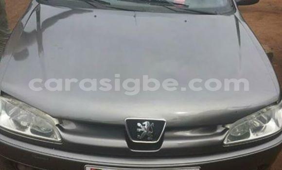 Acheter Voiture Peugeot 306 Gris à Lomé en Togo