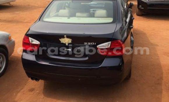 Acheter Voiture BMW 3-Series Noir à Lomé en Togo