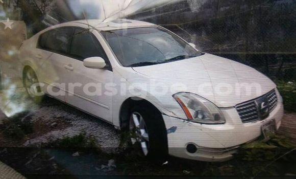 Acheter Voiture Nissan Maxima Blanc à Adawlato en Togo