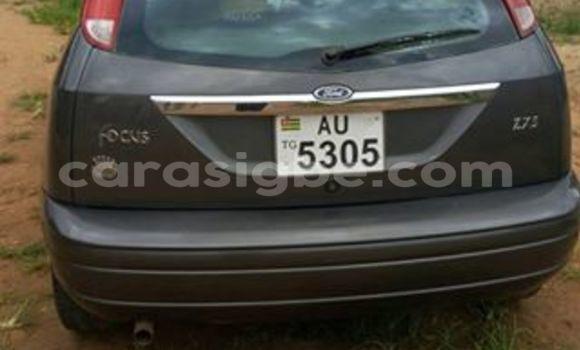 Acheter Voiture Ford Focus Noir à Adawlato en Togo
