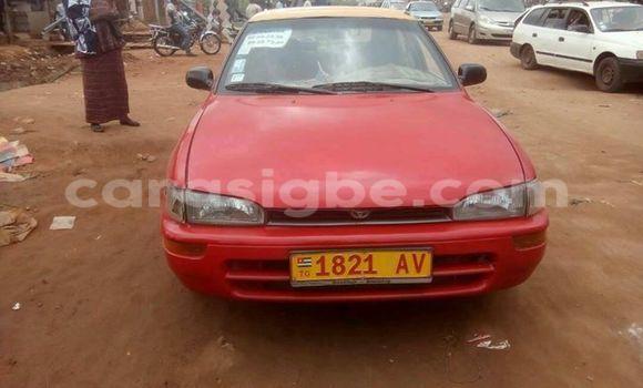 Acheter Voiture Toyota Corolla Rouge à Adawlato en Togo
