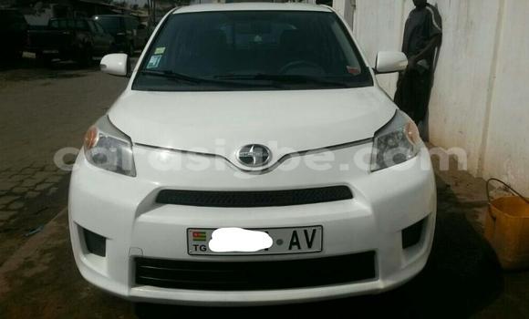 Acheter Voiture Toyota Wish Blanc à Bé en Togo
