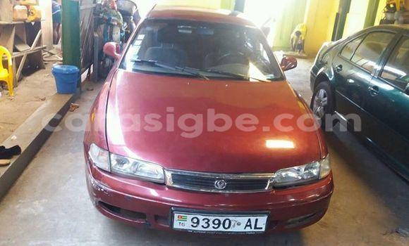 Acheter Voiture Mazda 323 Rouge à Adawlato en Togo