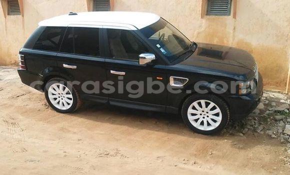 Acheter Voiture Land Rover Range Rover Noir à Adawlato en Togo