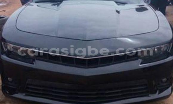 Acheter Voiture Chevrolet Camaro Noir à Adawlato en Togo