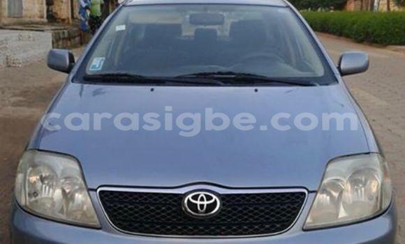 Acheter Voiture Toyota Corolla Autre à Adawlato en Togo