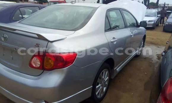 Acheter Voiture Toyota Corolla Gris à Adawlato en Togo