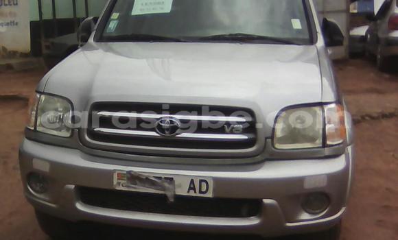 Acheter Voiture Toyota Sequoia Gris à Lomé en Togo