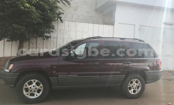 Acheter Voiture Jeep Grand Cherokee Rouge à Lomé en Togo